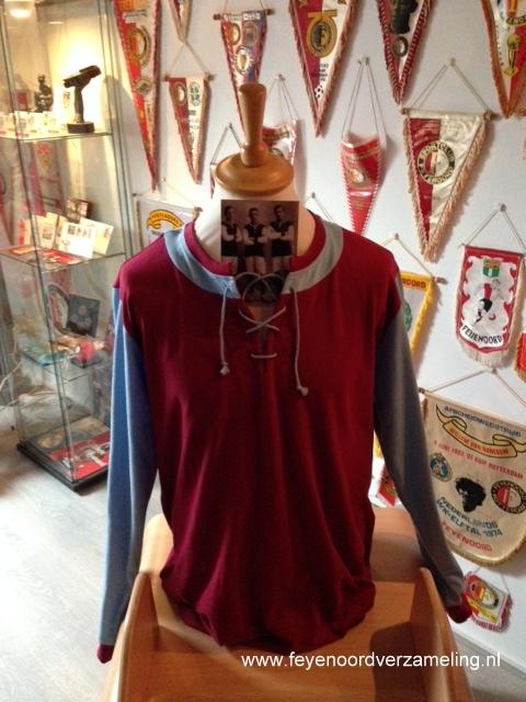 Copa retro shirt 1908 Wilhelmina