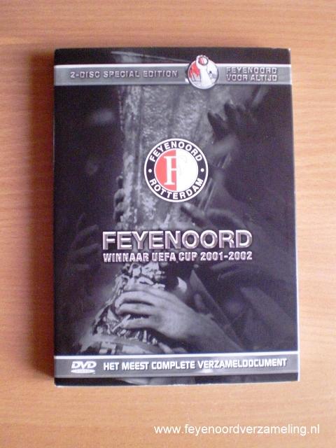 Winnaar UEFA Cup 2002