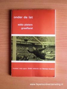 Onder de lat, Eddy Pieters Graafland