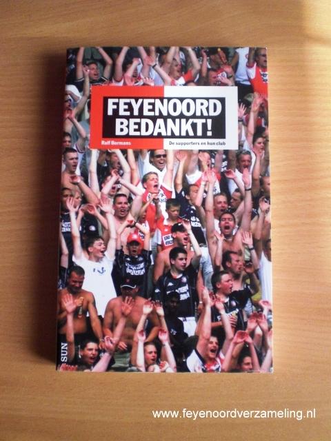 Feyenoord bedankt!