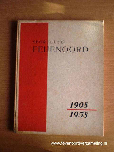 Gedenkboek 50 jaar Feijenoord