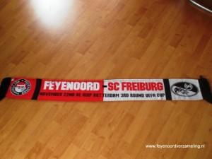 Feyenoord - SC Freiburg 2002