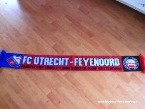 FC Utrecht - Feyenoord Amstel Cup 2003