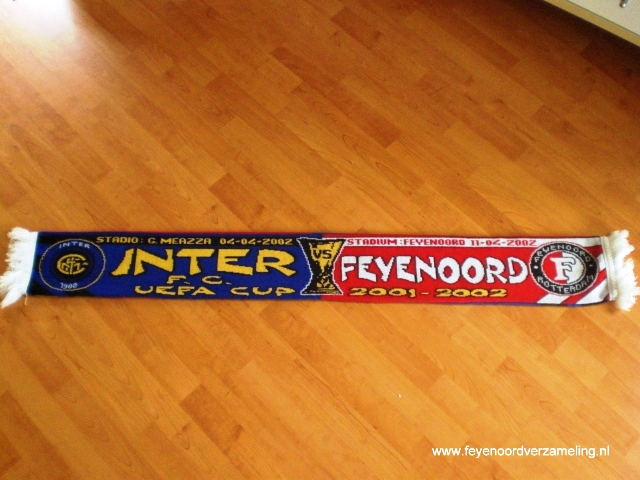 Inter - Feyenoord 2002