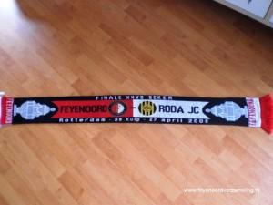 Bekerfinale Roda JC - Feyenoord 2008