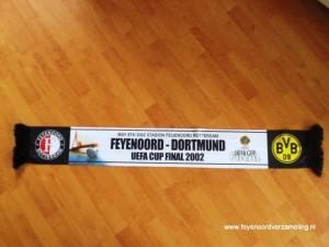 Feyenoord - Borussia Dortmund 2002