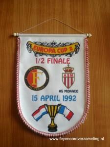 Feyenoord - AS Monaco 1992