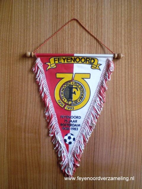 Feyenoord 75 jaar 1983