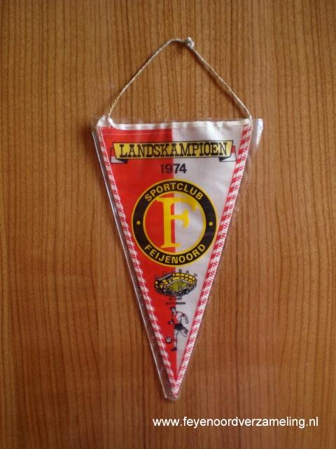 Landskampioen 1974