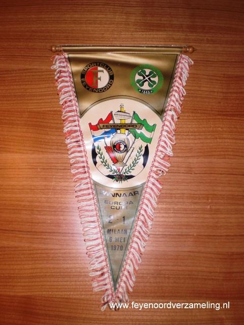 Feyenoord - Celtic 1970
