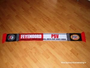 Feyenoord - PSV UEFA Cup 2002