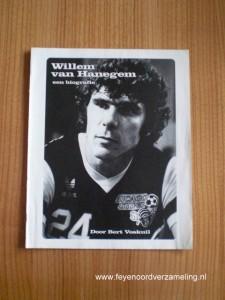 Willem van Hanegem, een biografie
