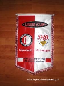 Feyenoord - VFB Stuttgart 1998