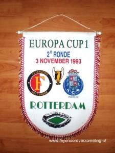 Feyenoord - FC Porto 1993