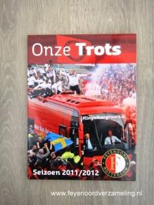Onze trots 2011-2012