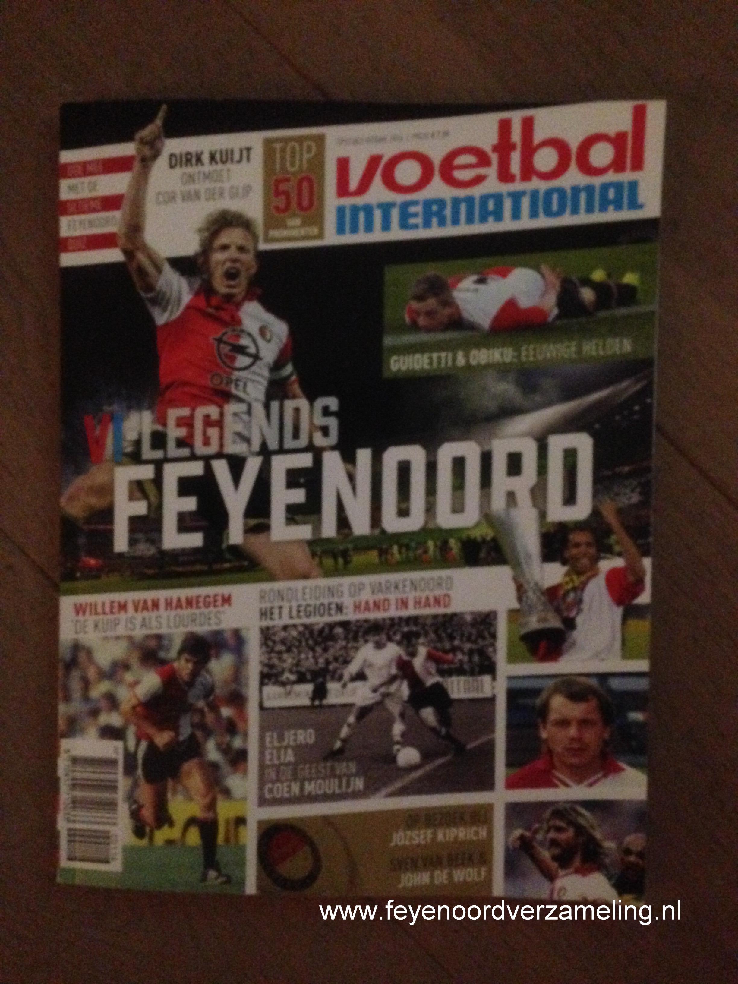 VI Legends: Feyenoord